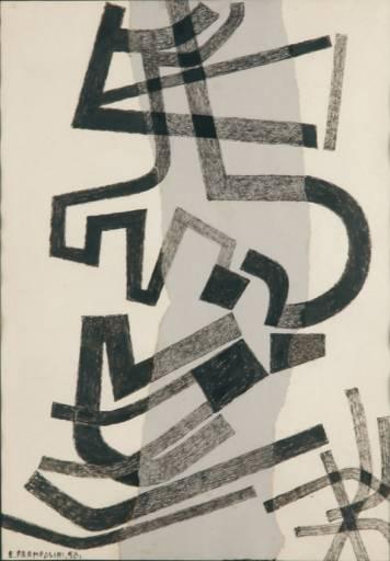 Fino all'11.IV.2013 | Black & White. La ragione e la passione | Milano, Lorenzelli Arte