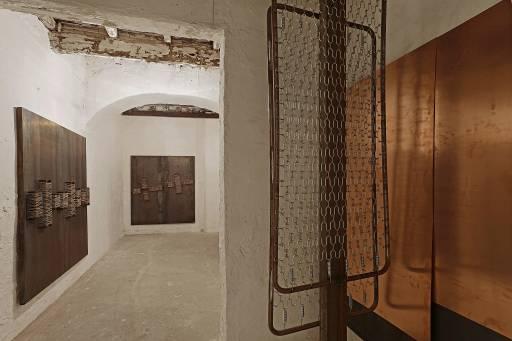 Fino al 29.XI.2013 | Jannis Kounellis | Roma, Fondazione VOLUME!