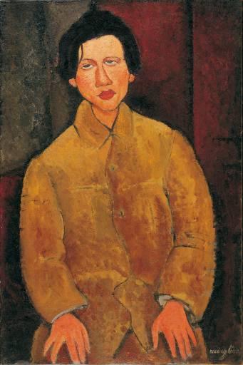 Fino al 6.IV.2014 | Modigliani, Soutine e gli artisti maledetti: la collezione Netter | Museo Fondazione Roma, Roma