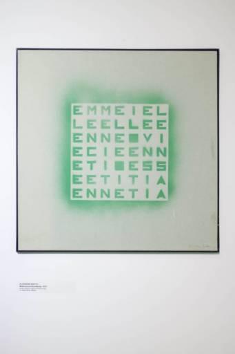 Fino al 4.I.2014  | PAROLE, PAROLE, PAROLE…, | Museo Pecci, Milano