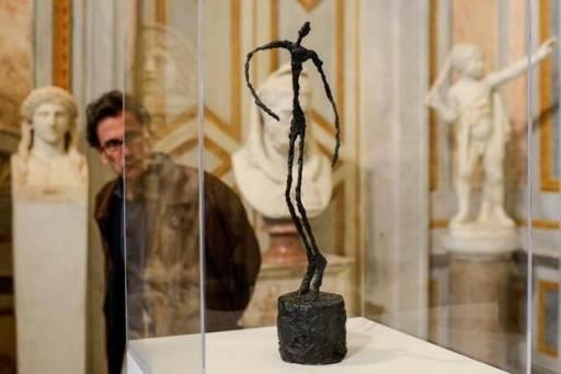 Giacometti, il gigante che si è perso