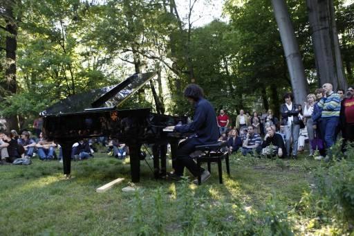 11 – 18 maggio 2014   Milano da suonare con Piano City