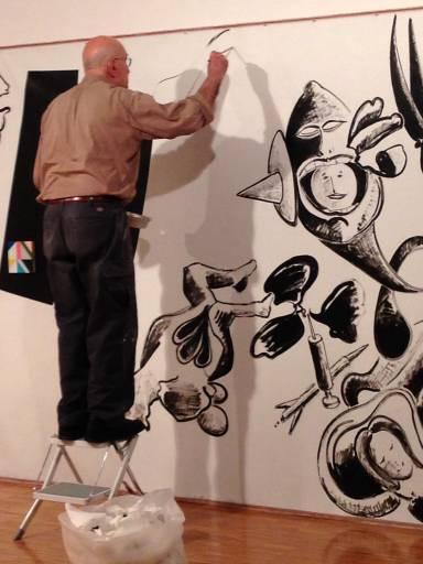Fino al 8.VI.2014 | Il sogno bianco – Performance di Lucio Pozzi | Museo D'arte Contemporanea, Lissone