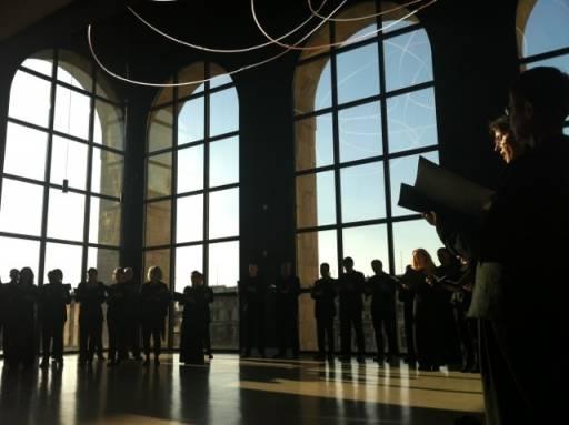 18 – 25 maggio 2014   Venti di Orfeo al Museo del Novecento