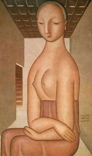 Fino al 29.VI.2014 | Campigli, Il Novecento antico  | Fondazione Magnani Rocca, Mamiano di Traversetolo, Parma