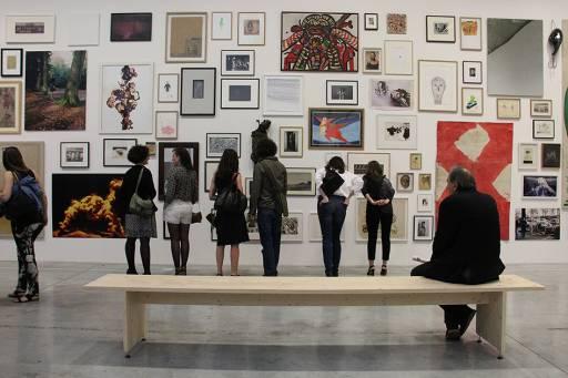 Fino al 21.IX.2014 | Le Mur. La collection Antoine de Galbert | La Maison Rouge, Parigi