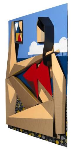 Fino al 18.X.2014  | Adam Neate, Dimensionalism | Galleria Elms Lesters, Londra