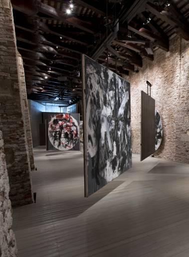 Fino al 2.XI.2014 | Vedova in tondo | Fondazione Emilio e Annabianca Vedova, Venezia
