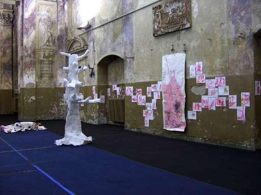 fino al 5.XII.2005   Secularity&Complicity   Firenze, Ex Chiesa dei Barnabiti