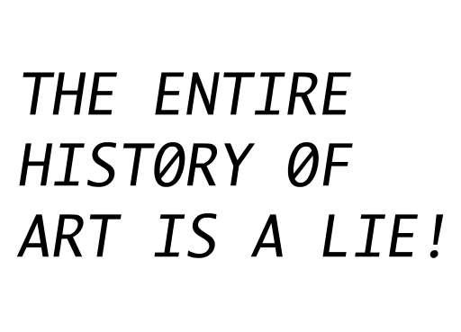 exiwebart_project | Inutile, come l'arte
