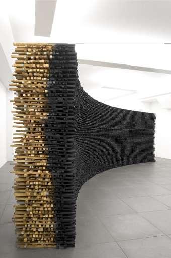 fino all'1.III.2008   Nunzio   Roma, Galleria dell'Oca