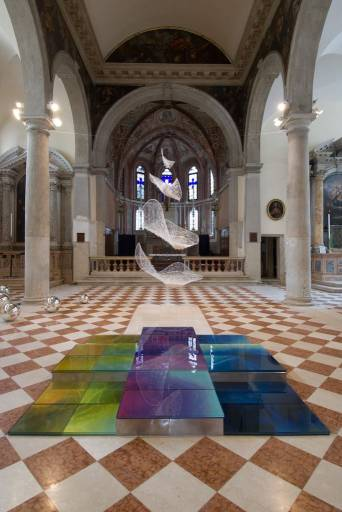 biennale 2009_eventi collaterali | Marialuisa Tadei | Venezia, Chiesa di San Samuele