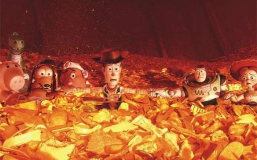 in fumo_cartoon | Toy Story 3, animazione da Oscar