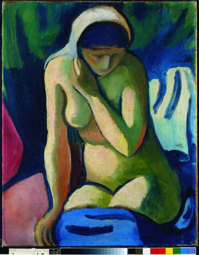 fino al 17.VII.2011 | 100 Capolavori dallo Städel Museum di Francoforte. Impressionismo, Espressionismo, Avanguardia. | Roma, Palazzo delle Esposizioni