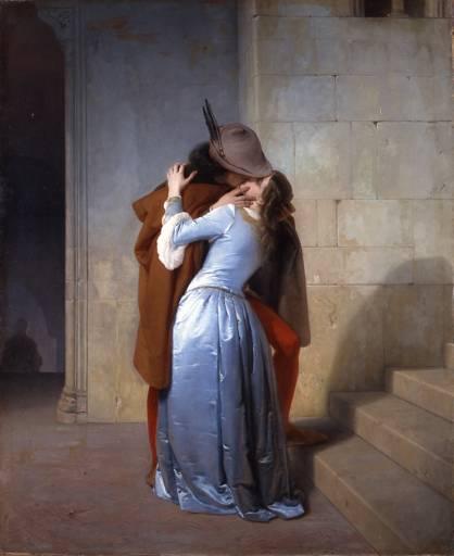 fino al 25.IX.2011 | Hayez nella Milano di Manzoni e VerdiMilano, Pinacoteca di Brera