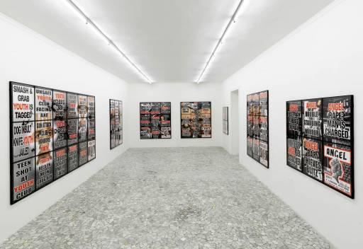 fino al 28.VII.2012 | Gilbert & George | Napoli, Galleria Alfonso Artiaco
