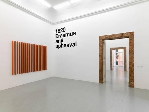 Fino al 26.I.2013 | Liam Gillick. Four Propositions Six Structures | Sol LeWitt. Pyramids | Napoli, Galleria Alfonso Artiaco