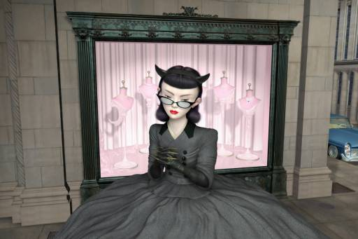Fino al 6.IV.2014 | Ray Caesar, Troubles with angels | Dorothy Circus Gallery, Roma