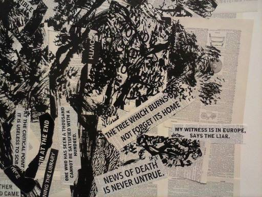Fino al 26.VII.2014 | William Kentridge | Galleria Lia Rumma, Napoli