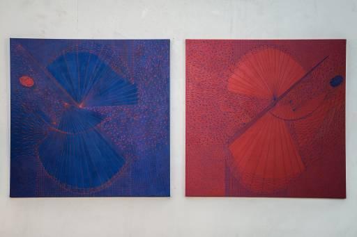 Fino al 31.VII.2014 | Getulio Alviani e Teresa Iaria | Piomonti Arte Contemporanea, Roma