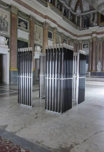 Fino al 24.VIII.2014 | Andrei Molodkin, Transformer No. M208 | Palazzo Ducale, Genova