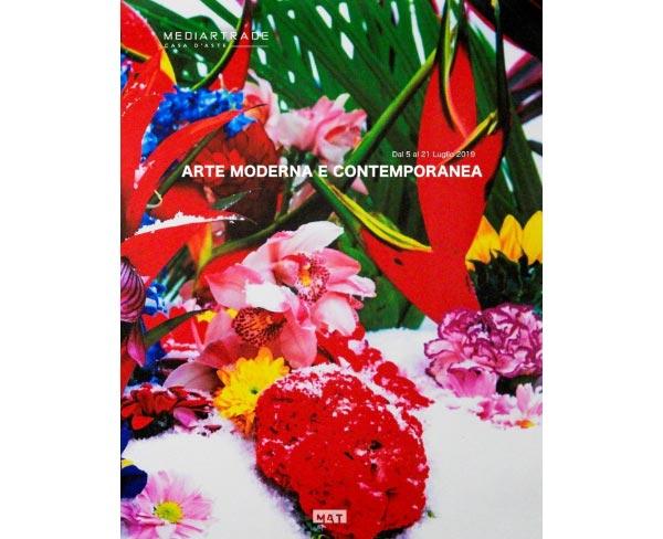 MEDIARTRADE CASA D'ASTE  | Asta a tempo online  | Arte Moderna e Contemporanea