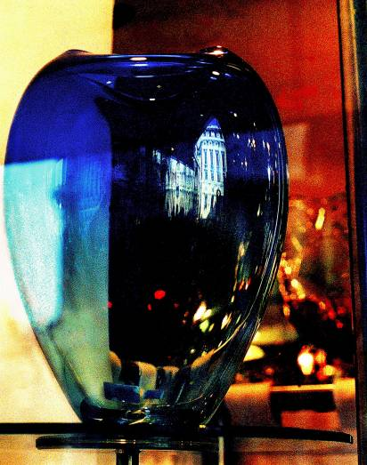 Chuck Freedman, Glass, Ikona Gallery