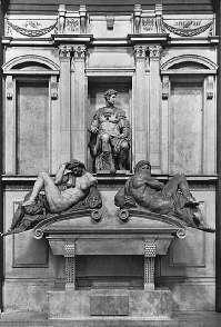 Michelangelo Buonarroti, Tomba di Giuliano de Medici
