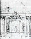 Giambologna, Studio per la Cappella del Salviati