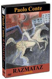 Paolo Conte. DVD Razmataz