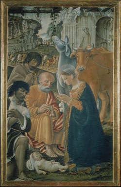 Presepe, Storia di Natale