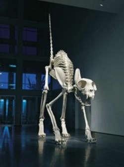Maurizio Cattelan, Felix, 2001, Museum of Contemporary Art of Chicago