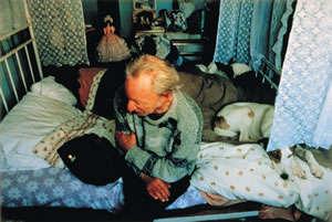 lifesize_richard_billigham_ray in bed