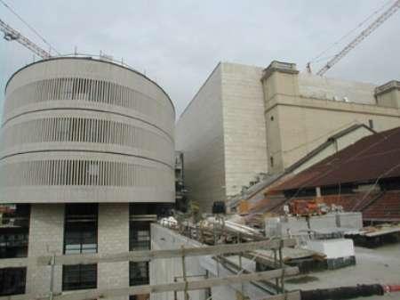 mario botta, progetto ristrutturazione teatro alla scala, milano - Panoramica dell