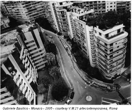 Gabriele Basilico - Monaco - 2005 - courtesy V.M.21 artecontemporanea, Roma