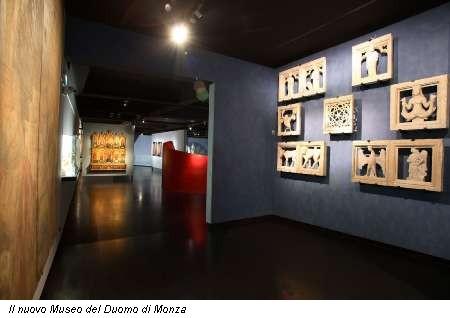 Il nuovo Museo del Duomo di Monza