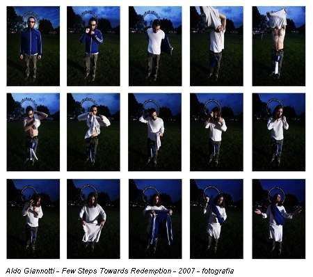 Aldo Giannotti - Few Steps Towards Redemption - 2007 - fotografia