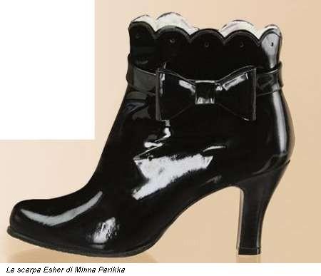 La scarpa Esher di Minna Parikka