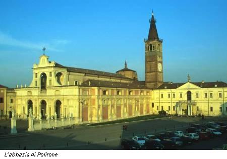 L'abbazia di Polirone