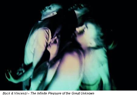 Bock & Vincenzi - The Infinite Pleasure of the Great Unknown