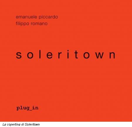 La copertina di Soleritown