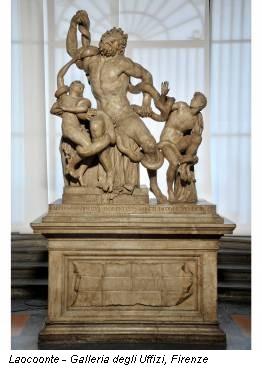 Laocoonte - Galleria degli Uffizi, Firenze