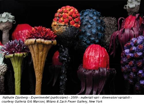 Nathalie Djurberg - Experimentet (particolare) - 2009 - materiali vari - dimensioni variabili - courtesy Galleria Giò Marconi, Milano & Zach Feuer Gallery, New York