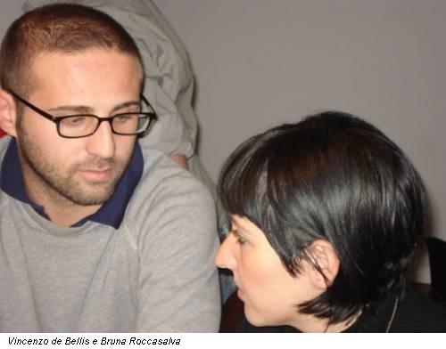 Vincenzo de Bellis e Bruna Roccasalva