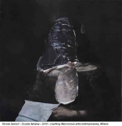 Nicola Samorì - Scuola italiana - 2010 - courtesy Marcorossi artecontemporanea, Milano