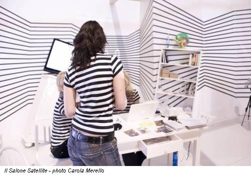 Il Salone Satellite - photo Carola Merello