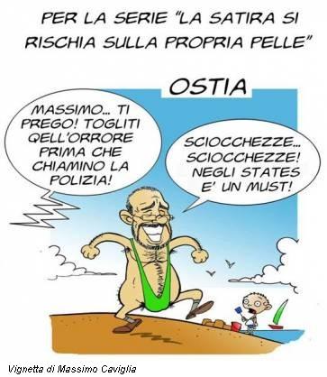 Vignetta di Massimo Caviglia