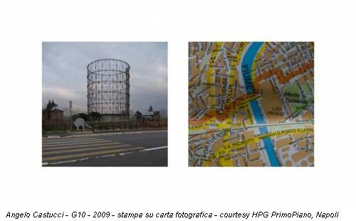 Angelo Castucci - G10 - 2009 - stampa su carta fotografica - courtesy HPG PrimoPiano, Napoli