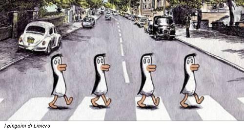 I pinguini di Liniers