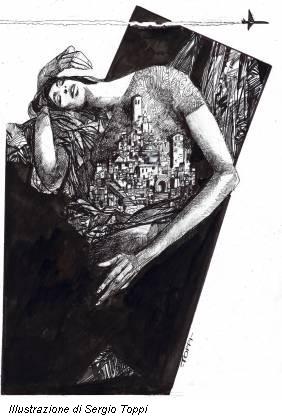 Illustrazione di Sergio Toppi